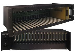 Raymar-Telenetics Myriad Rack Mount Modem Bank